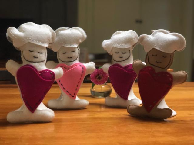 Empathy dolls